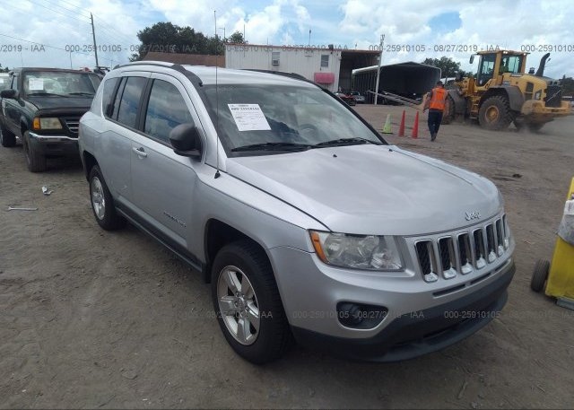 Inventory #280819577 2013 JEEP COMPASS