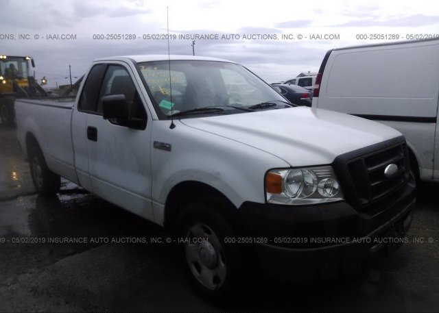 Inventory #109703282 2007 FORD F150