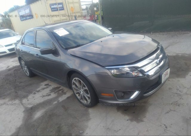 Inventory #771316477 2012 FORD FUSION