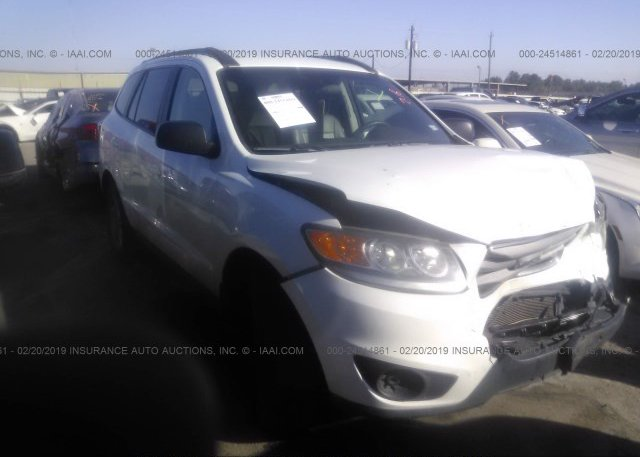 Inventory #171663362 2012 Hyundai SANTA FE