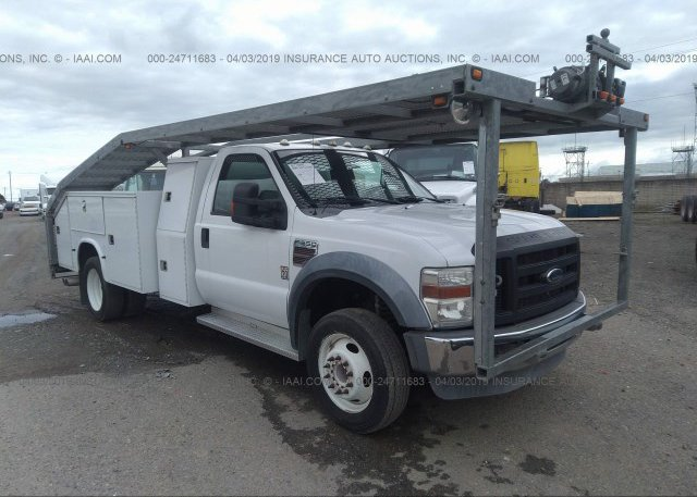 Inventory #201094092 2008 FORD F550