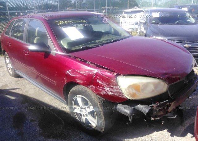 Inventory #769041149 2004 Chevrolet MALIBU
