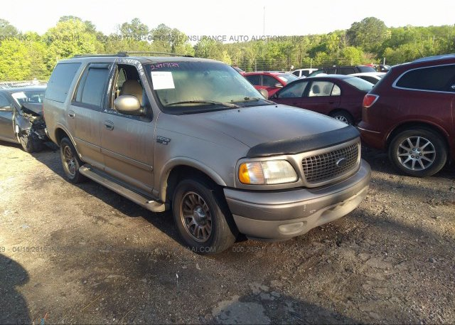 Inventory #429037743 2002 FORD EXPEDITION