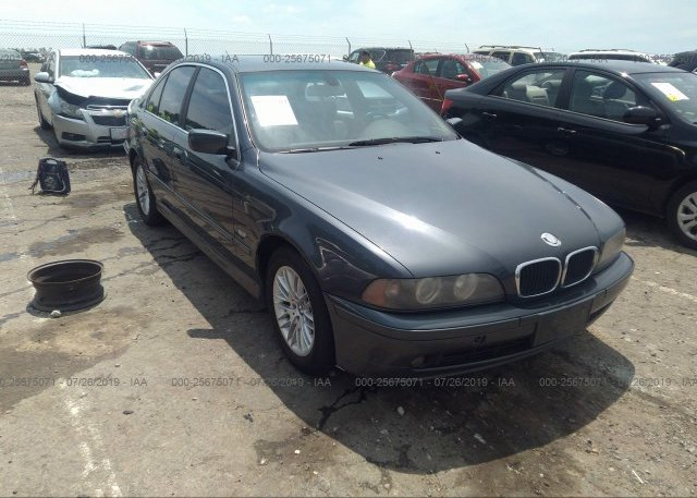 Inventory #698846391 2001 BMW 530