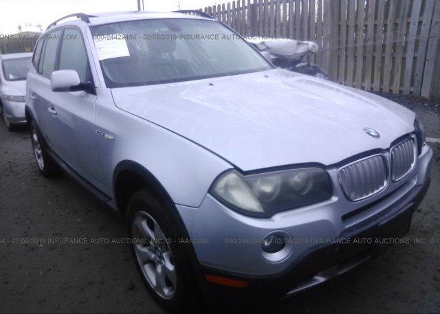 Inventory #944080133 2007 BMW X3