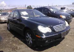 2002 Mercedes-benz C