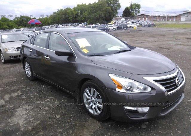 Inventory #650776546 2015 Nissan ALTIMA