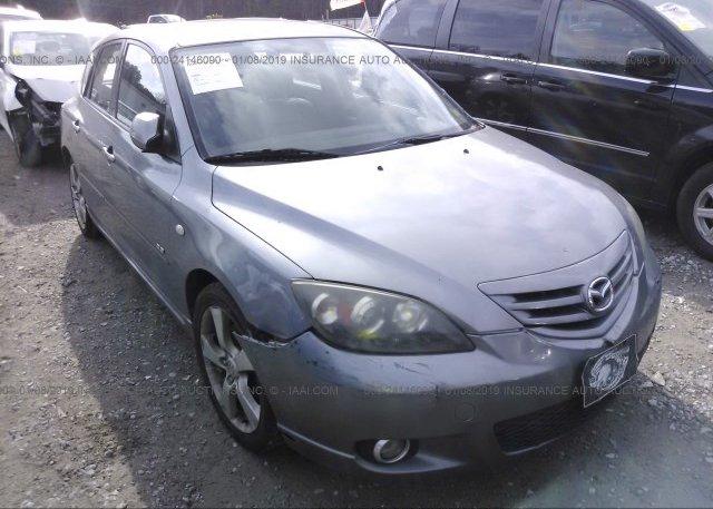 Inventory #434906135 2004 Mazda 3