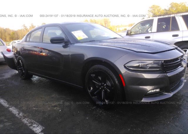 Inventory #752497117 2018 Dodge CHARGER
