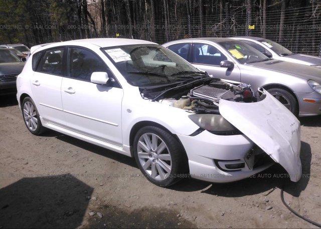 Inventory #326704005 2009 Mazda SPEED