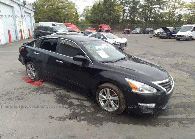 Inventory #149398930 2015 Nissan ALTIMA
