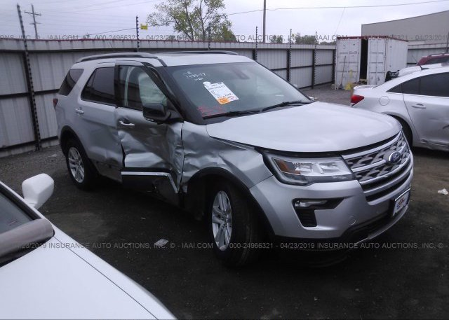 Inventory #723432075 2018 FORD EXPLORER