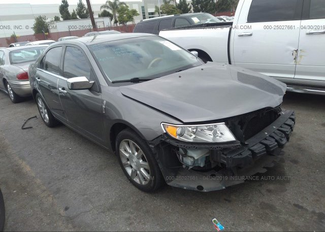 Inventory #630242170 2010 Lincoln MKZ