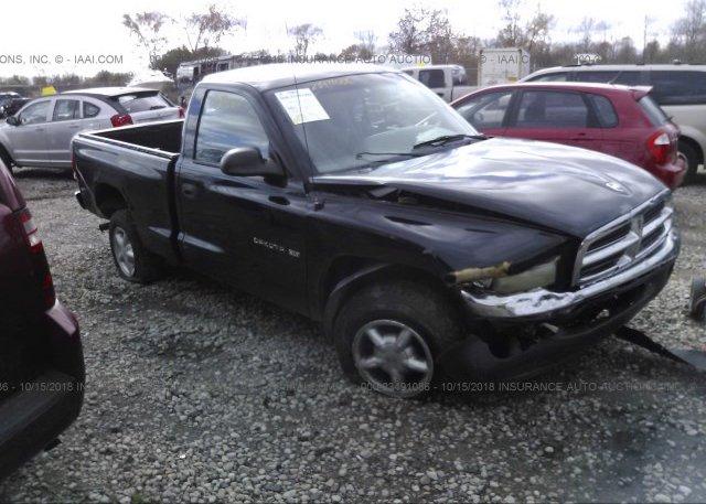 Inventory #840279508 1999 Dodge DAKOTA