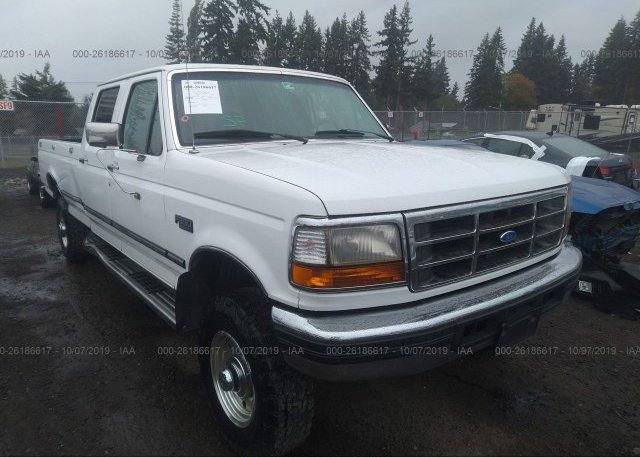 Inventory #654813861 1997 FORD F350