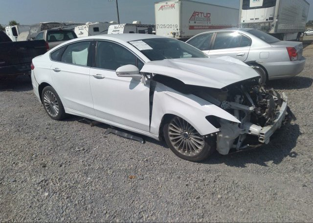 Inventory #896981927 2016 FORD FUSION