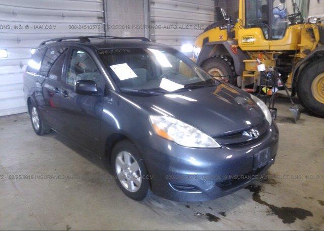 Inventory #899841791 2007 Toyota SIENNA