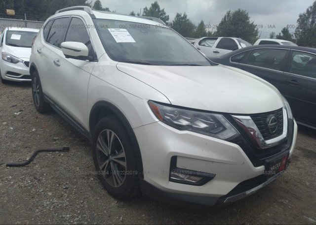 Inventory #535482905 2018 Nissan ROGUE