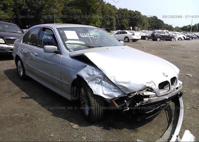 Inventory #228611230 2003 BMW 530