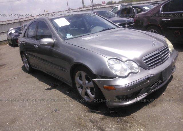 Inventory #308573147 2006 Mercedes-benz C GENERATION 2006