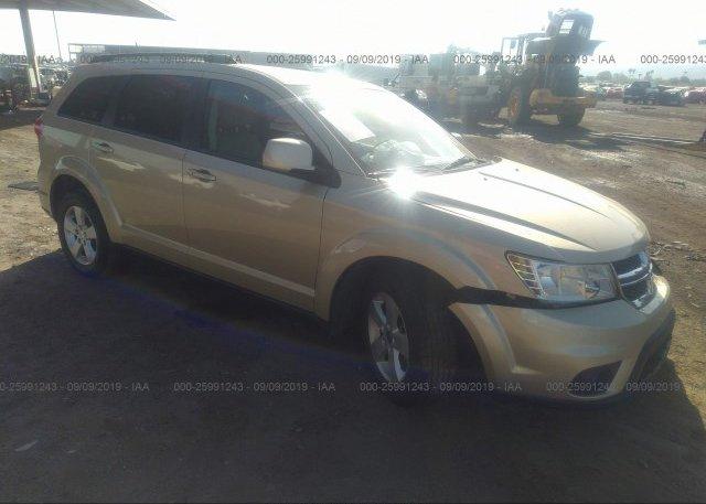 Inventory #698489311 2011 Dodge JOURNEY