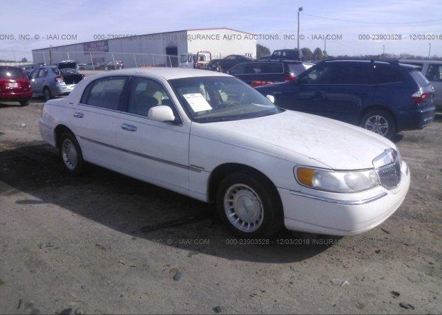 1lnhm84w34y659102 Bill Of Sale Black Lincoln Town Car At Medford