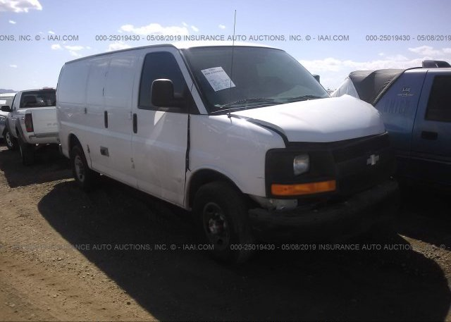 Inventory #913145658 2009 Chevrolet EXPRESS G2500