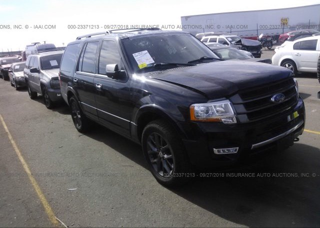 Inventory #918092456 2017 FORD EXPEDITION