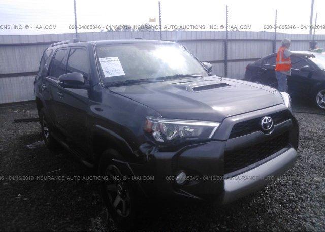 Inventory #482002049 2017 Toyota 4RUNNER