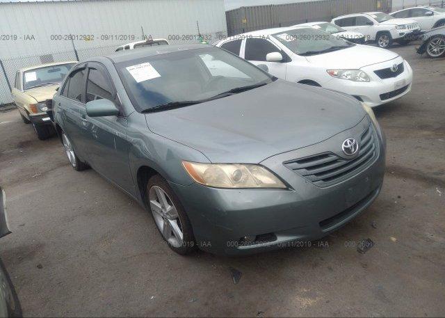 Inventory #377253160 2007 Toyota CAMRY