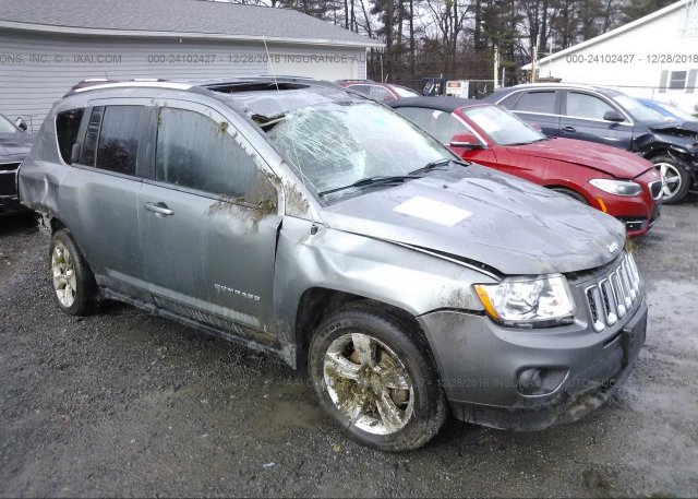 Inventory #592885200 2012 JEEP COMPASS