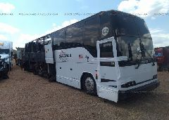 1998 PREVOST BUS - 2PCH3349XW1012240 Left View