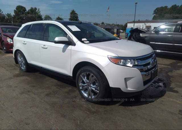 Inventory #906735803 2013 FORD EDGE