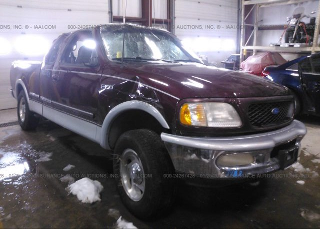 Inventory #338426715 1997 FORD F150
