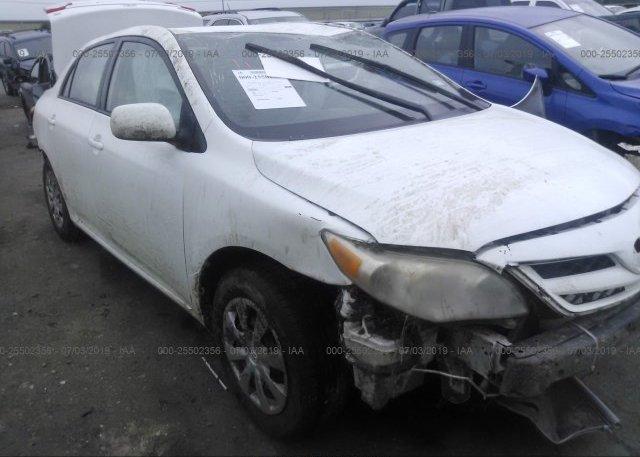 Inventory #802422708 2011 Toyota COROLLA
