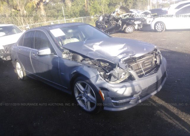 Inventory #957346344 2012 Mercedes-benz C