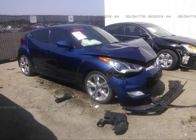 Inventory #192000884 2016 Hyundai VELOSTER