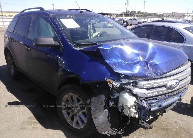 Inventory #330126719 2013 FORD EDGE