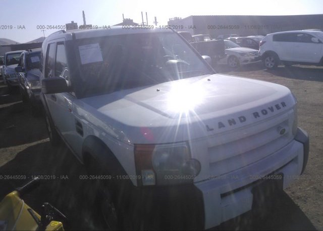 Inventory #168962255 2006 Land Rover LR3