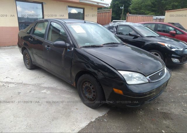 Inventory #287231973 2005 FORD FOCUS