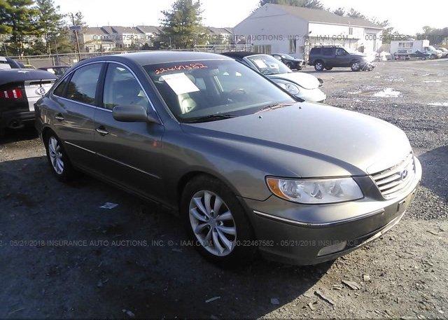 Inventory #840570141 2006 Hyundai AZERA