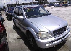 2002 Mercedes-benz ML