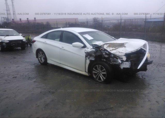 Inventory #301838143 2014 Hyundai SONATA