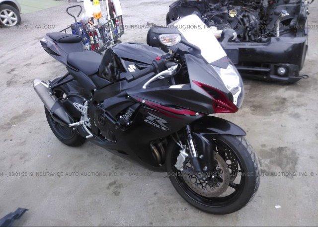 Inventory #386089036 2012 Suzuki GSX-R600