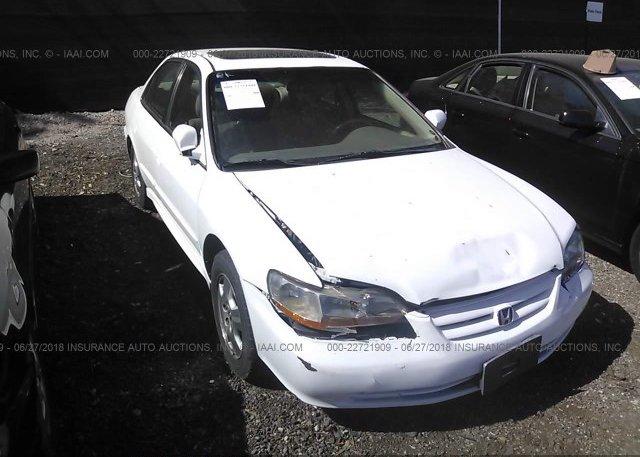 Inventory #875430228 2002 Honda ACCORD