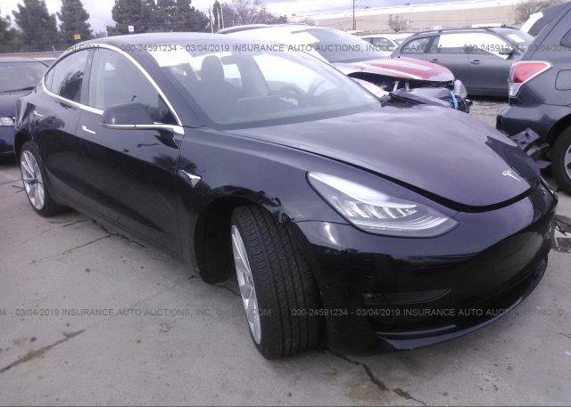 Inventory #487999776 2018 Tesla MODEL 3