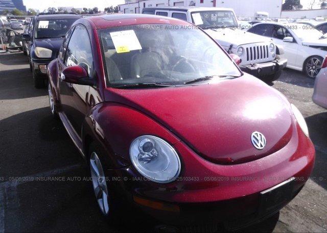 Inventory #112583205 2006 Volkswagen NEW BEETLE