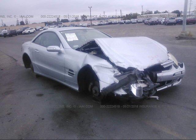 Inventory #378667227 2006 Mercedes-benz SL