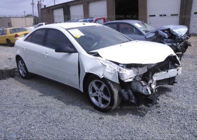 Inventory #781504969 2007 Pontiac G6