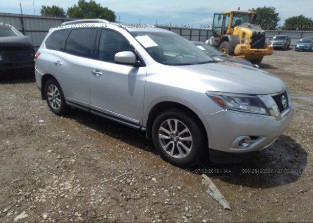 Inventory #525260908 2014 Nissan PATHFINDER